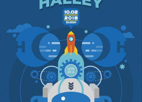 Halley en Utopía