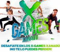 Nacen los X-Games Xanadú