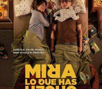 'MIRA LO QUE HAS HECHO', LA SERIE DE MOVISTAR+ SOBRE PADRES PRIMERIZOS