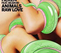 Heren lanza 'Animals (Raw Love)' junto a Bearoid