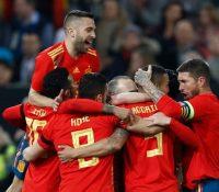 España jugará contra Argentina después de empatar frente a Alemania