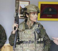 Paula Echevarría se prepara para el rodaje de la segunda temporada de 'Los Nuestros'
