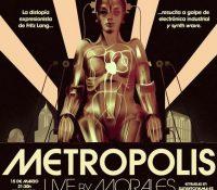 El cine mudo y la música electrónica se unen en Metrópolis