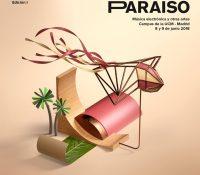 Paraíso añade a sus confirmaciones a Black Coffee, Cumhur Jay, Delaporte y Petit Biscuit