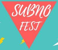 Subnofest, una nueva forma de entender la fiesta