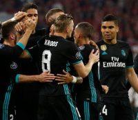 El Real Madrid brilla en pago