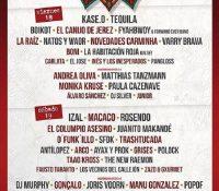 Ya está aquí el cartel definitivo del Bull Music Festival de Granada