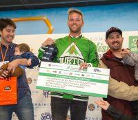Nuestro locutor Carlos Marinho se proclama campeón Snowboard en el III Campeonato Madrid SnowZone