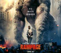 """""""Proyecto Rampage"""" y """"La casa torcida"""" lideran los estrenos de este fin de semana"""