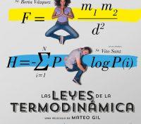 Las Leyes de la Termodinámica, la película que aplica la física al amor