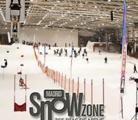 Madrid SnowZone celebra su tercer Campeonato para periodistas