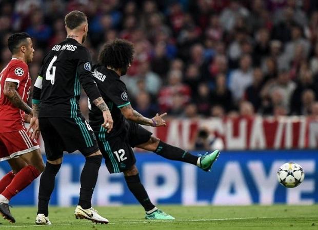 El Real Madrid encarrila el camino a la final