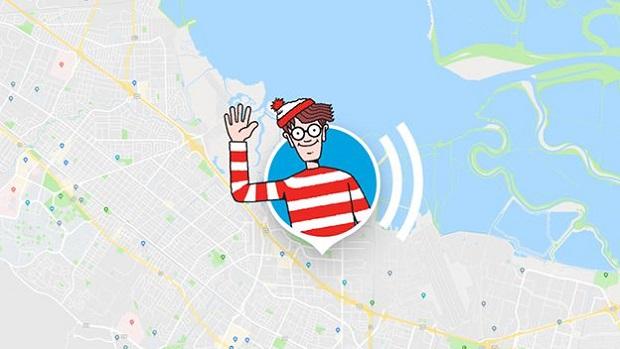 El mítico Wally se esconde ahora en Google Maps