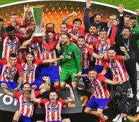 El Atlético de Madrid se hace con la Europa League por tercera vez