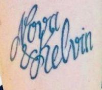 Una madre cambia el nombre de su hijo por un error en un tatuaje