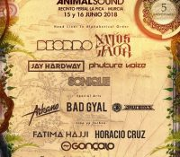 Animal Sound ya está preparado