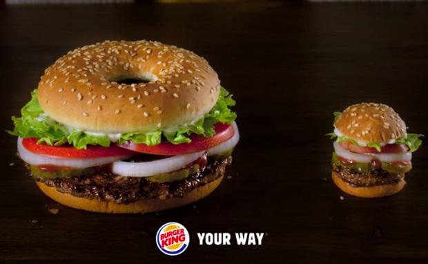 Burger King presenta la nueva Whopper Donut