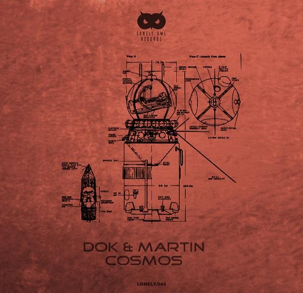"""Dok & Martín presentan """"Cosmos"""""""