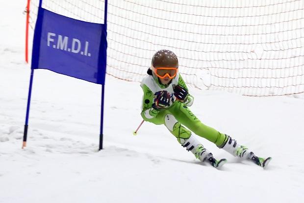 SnowZone Xanadú es la única pista de nieve en España que sigue abierta