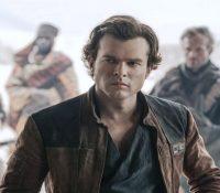 Han Solo acapara toda la atención entre los estrenos de cine
