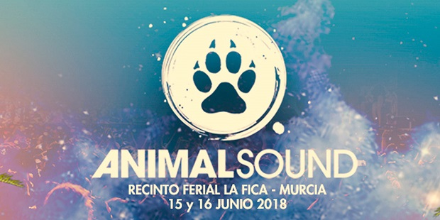 Cartel definitivo para el Animal Sound