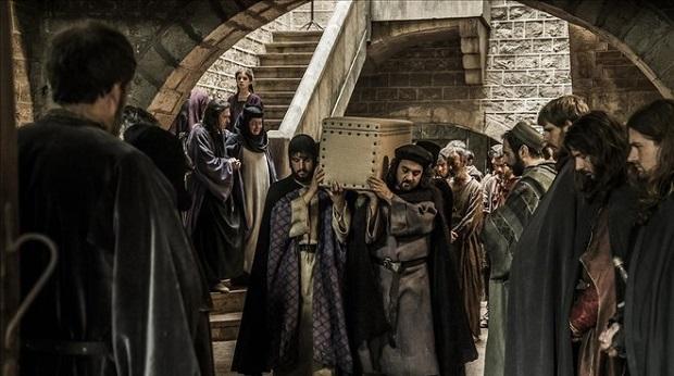 """Llega a televisión la serie """"La Catedral del Mar"""""""