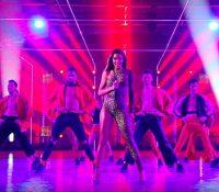 """Eleni Foureira hace arder el escenario de """"Fama a bailar"""""""