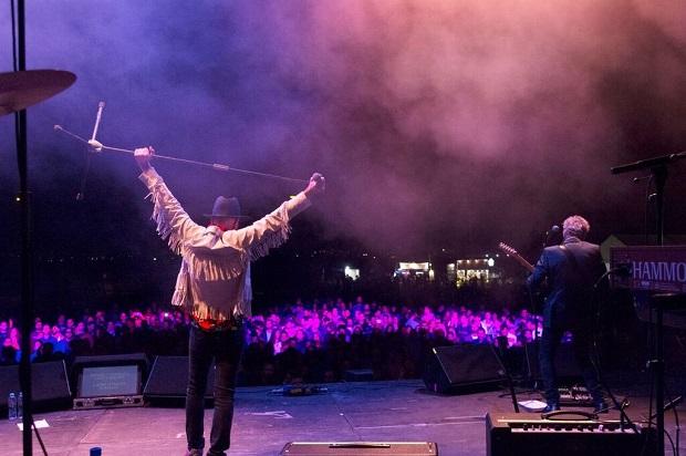 Éxito rotundo del Bull Music Festival