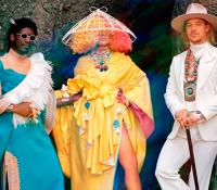 LSD ES EL NUEVO GRUPO DE MODA: LABRINTH, SIA Y DIPLO.