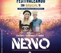 Nervo llega a Madrid en la presentación del Dreambeach