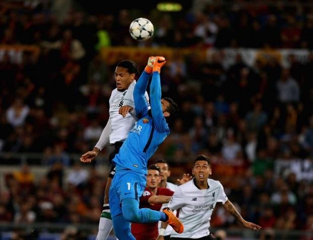 El Liverpool jugará la final de la Champions tras sufrir en el Olímpico de Roma