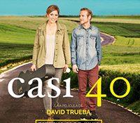 David Trueba recupera a los actores de su primera película para hacer ´Casi 40`, una road-movie terapéutica y nostálgica