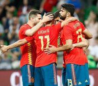 España sigue sin brillar en su último amistoso antes del Mundial