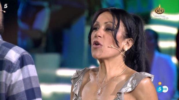 Maite Galdeano, protagonista de la gala pre-final
