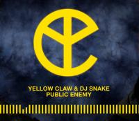 """YELLOW CLAW Y DJ SNAKE FUSIONAN SU DINAMITA EN """"PUBLIC ENEMY"""""""