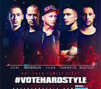 El hardstyle se reivindica en las listas DJ Mag Top 100 2018