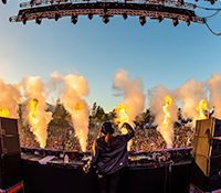 La picante sesión de Rezz en Ultra Music Festival