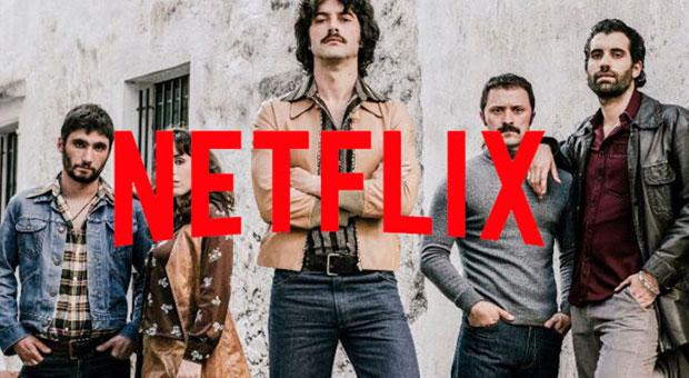 """""""Fariña"""" se estrena en Netflix el 3 de agosto"""