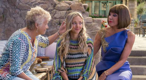 """""""Mamma Mia! Una y otra vez"""", el estreno más esperado"""