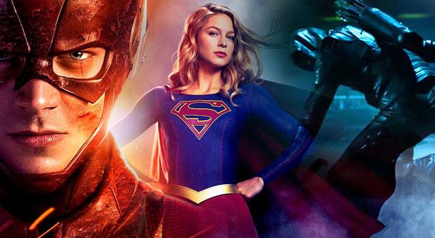 The CW lanza sus novedades más heroicas