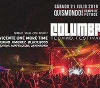 Columba Techno Festival mantiene la esencia en su cuarta edición