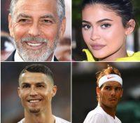 Las 100 celebridades mejor pagadas de 2018, según Forbes