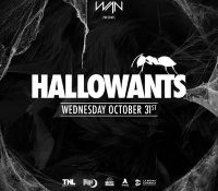 HallowANTS presenta un Line Up que asusta