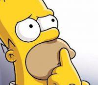 Matt Groening responde al sorprendente Homer Simpson de carne y hueso