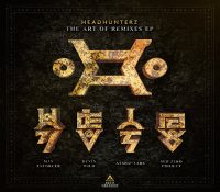 "Headhunterz presenta ""The Art of Remixes EP"""