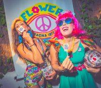 El verano más hippy en la fiesta Flower Power