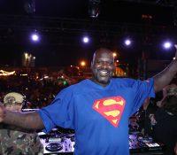 DJ Diesel el alías de Shaquille O´Neal regala media hora de magia