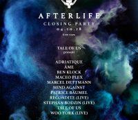 Afterlife cierra una temporada llena de éxitos en Hï Ibiza