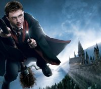 Harry Potter ilumina las calles de Londres