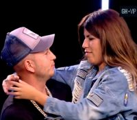 Chabelita y Omar Montes se reúnen en la casa de GH y se desata la polémica